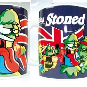 TAZA ROLLING STONED