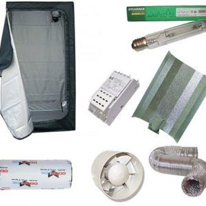 KIT DARK BOX 120 ECONOMICO