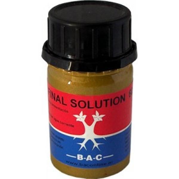 B.A.C. FINAL SOLUTION 120 ML