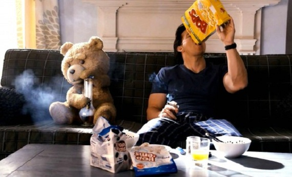 ted se pone pifo