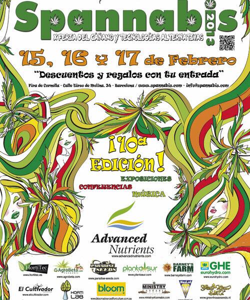 spannabis 2013