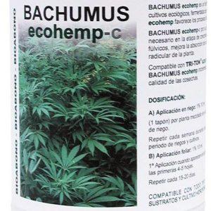 BACHUMUS ECOHEMP CRECIMIENTO