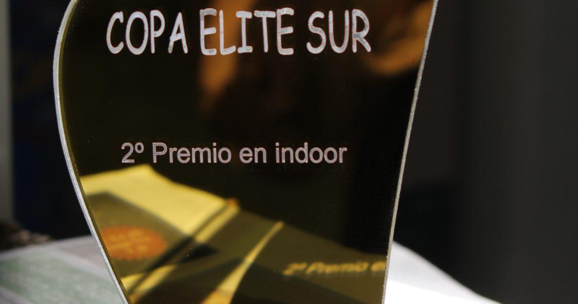2º PREMIO INTERIOR LOS 5 SENTIDOS GROW SHOP