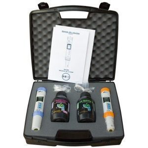 KIT MALETIN PH Y EC PROFESIONAL HM DIGITAL