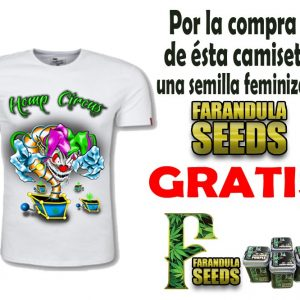 CAMISETA PAYASO