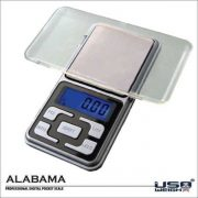 BALANZA DIGITAL ALABAMA 100 GR-0.01 GR