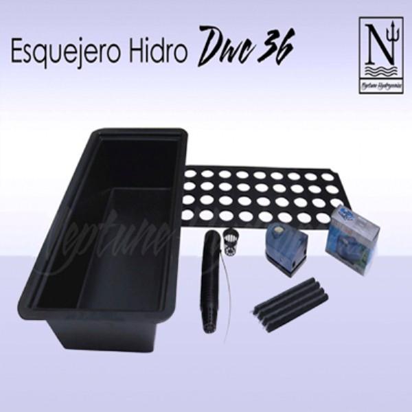 ESQUEJERO HYDRO DWC36