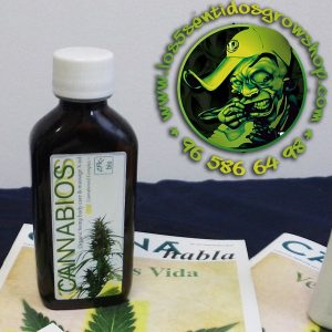 CANNABIOS ACEITE DE MASAJE X OIL LEMON