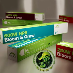 BOMBILLA 400 W COOLTECH GROW AND BLOOM