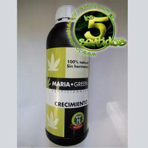 CRECIMIENTO MARIA GREEN