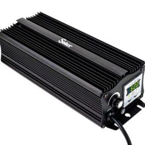 BALASTRO 600 W ELECTTRA SOLUX DIGITAL CON POTENCIOMETRO