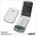 BASCULA DIGITAL DETROIT USA 600GR-0.1GR