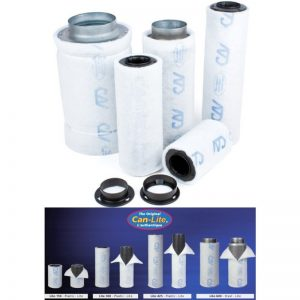 FILTRO CARBON CAN FILTER LITE 2500M3/H 250x1OOOMM