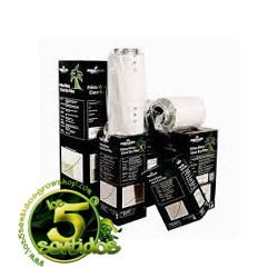FILTRO CARBON ECO EDITION 360M3/H 125/400 - LOS 5 SENTIDOS GROW SHOP