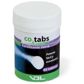 CO2 TABS VDL - LOS 5 SENTIDOS GROW SHOP