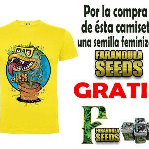 CARNÍVORA LOS 5 SENTIDOS GROW SHOP