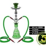 ARABIAN SHISHA 47 CM - LOS 5 SENTIDOS GROW SHOP