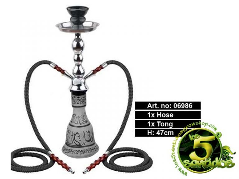 ARABIAN SHISHA 47 CM - LOS 5 SENTIDOS GROW SHOP