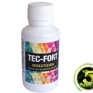 TEC-FORT (INSECTICIDA PIRETRINAS)