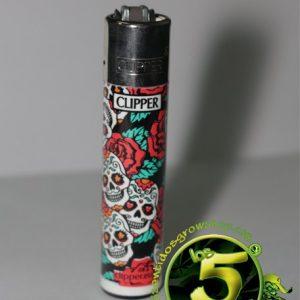 CLIPPER CALAVERAS MEXICANAS NEGRO