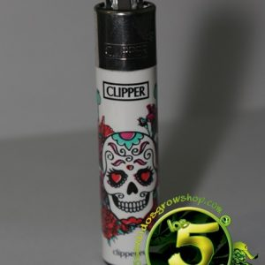CLIPPER CALAVERAS MEXICANAS BLANCO