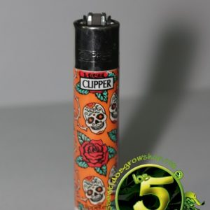 CLIPPER CALAVERAS MEXICANAS NARANJA