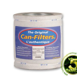 FILTRO CARBON CAN FILTER 400M3/H 150X330MM