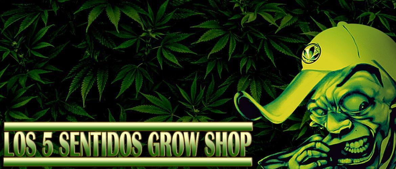 Los 5 Sentidos Grow Shop1
