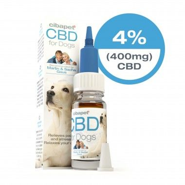 CIBPET 4 % CBD PARA PERROS
