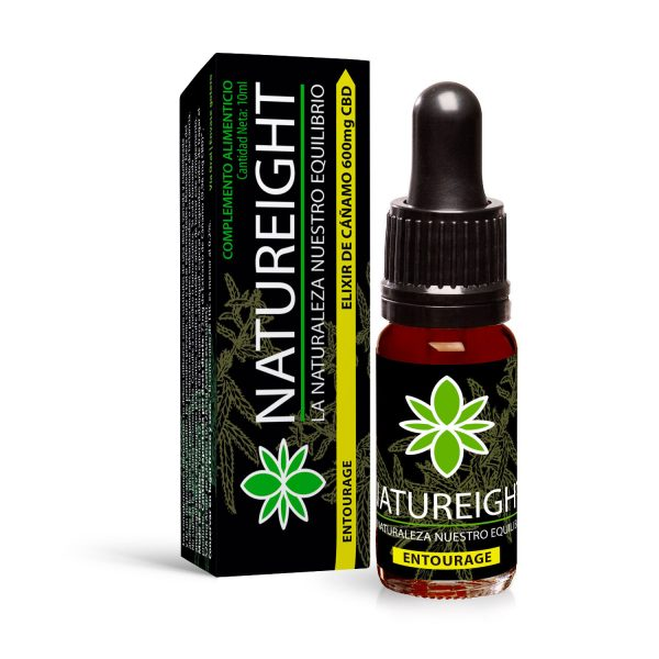 ACEITE CBD NATUREIGHT 6 %