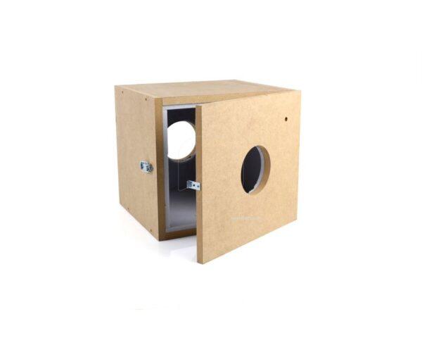caja antiruido